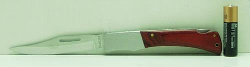 Нож 9012 (003B) сред., дер. ручк., раскладной
