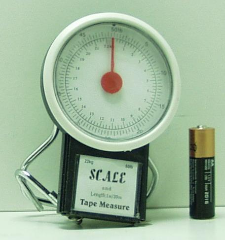 Безмен стрелочн. на 22 кг №126