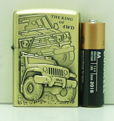 Зажигалка  №H-27-50 (Джипы упак. 4 шт.)