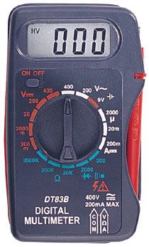Цифровой Мультиметр DT-83 B (с описанием.)