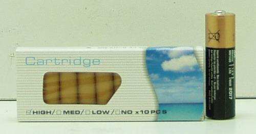 Эл. Картридж для сигареты №502C-E (светлый)