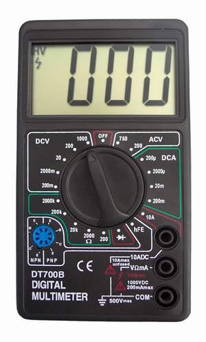 Цифровой Мультиметр DT-700B (больш. экр.)