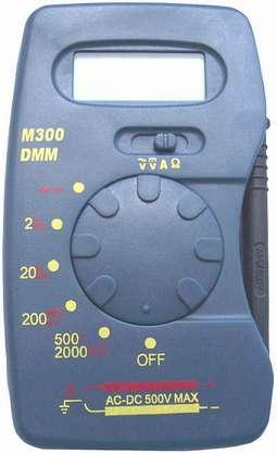 Цифровой Мультиметр M-300