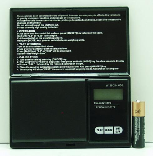 Весы ювелирные 100г / 0,01г MH016-100 (1761)