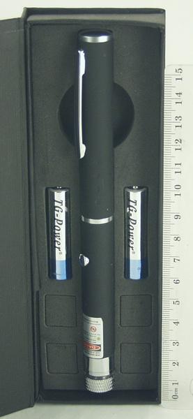 Лазерная указка зелен. 500/5000W 2 реж.