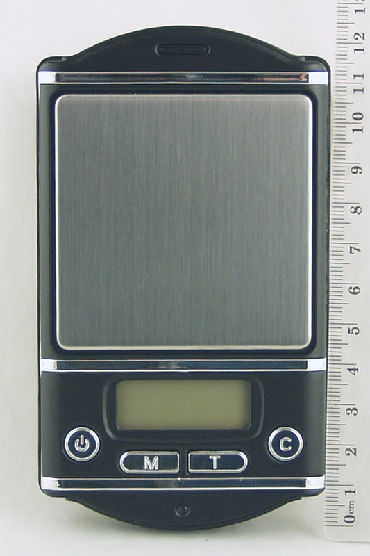 Весы ювелирные 200г / 0,01г A03