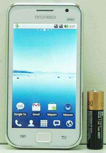 Сот. телефон 9000 (A9000) 2 Sim, TV, сенсор, internet