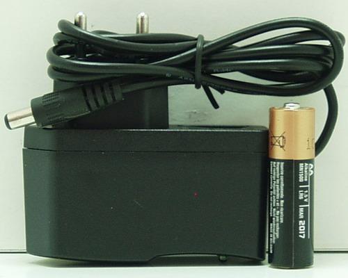 Блок питания (5V 2A) ZH-TH203 толст. штек. (5,5*2,5)