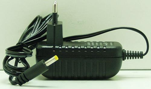 Блок питания (5V 2A) №5-2A желт. штекер (4,0*1,7) с индикат.