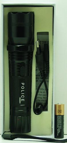 Электрошокер с фонариком №1101