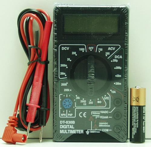 Цифровой Мультиметр DT-830 ВII