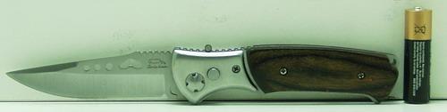 Нож 815A (A815A) выкид. дер. ручка