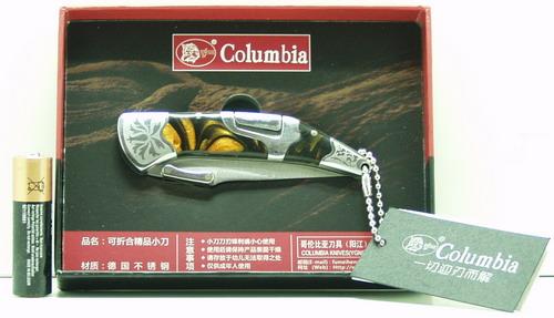 Нож 3948 (C3948) раскл. Columbia подарочн.в короб.