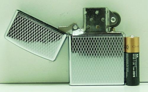 Зажигалка  №36-64 (26-172) сред. бензин.