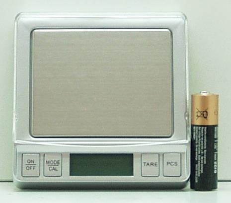 Весы ювелирные 500г / 0,1г C01
