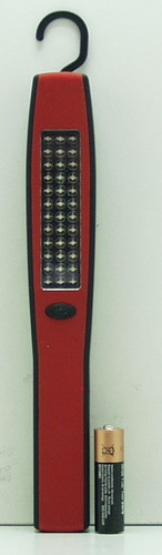 Фонарь светодиодный (36ярк.+4, 4AAА) светил.- фонарь №36+4