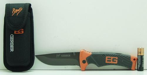 Нож 113 больш., раскладн. в чехле GERBER