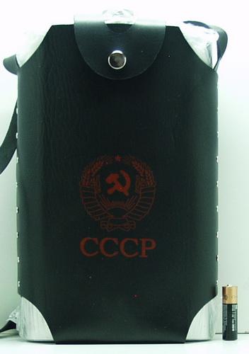 Фляга 64oz (2 литра) в чехле с ремешком F-64