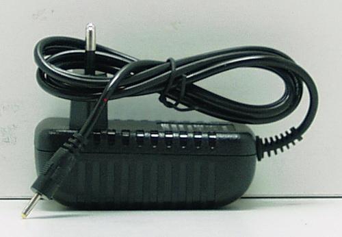 Блок питания (5V 3A) для планшета №5-3E (с индикат.) тонк. желт. штекер