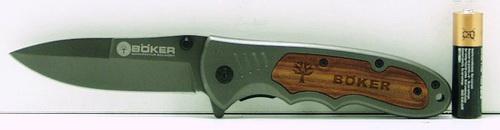 Нож 48 (DA-48) выкидн. BOKER