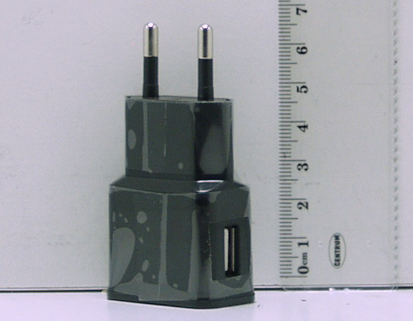 Блок питания для MP3 (USB разъем, без шн.) 5V 2A сетев. U-90A