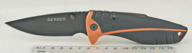 Нож 133A в чехле расклад. GERBER ??