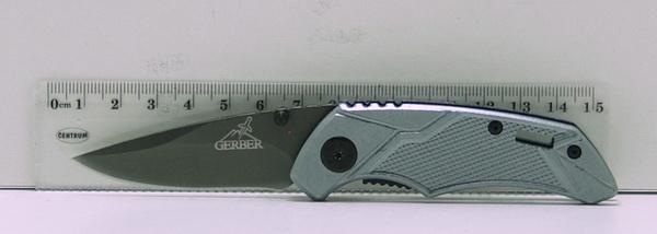 Нож 3111 (SL-3111) мал., раскладн. GERBER