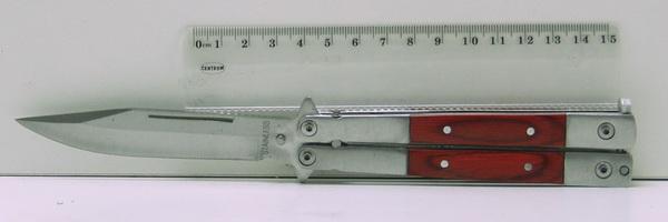 Нож 315 (KN-315A) дерев. руч., расклад.