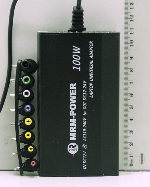 Блок питания для ноутбука сетев./авто (12-24V) 100/150W M-501/507