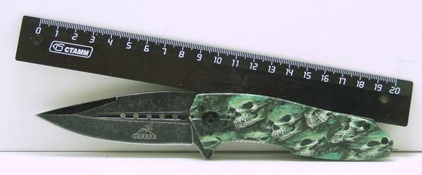 Нож 344L расклад. GERBER