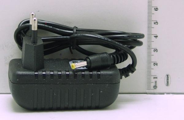 Блок питания (5V 2A) №5-2B (LP-05) желт. штекер (4,0*1,7) деш.