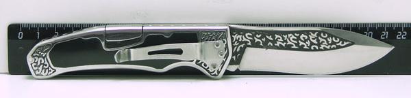 Нож 3154B раскл. перламут. руч. Columbia