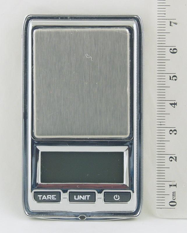 Весы ювелирные 200г / 0,01г D-22