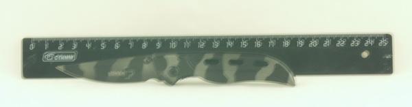 Нож 5001 (PC-5001) раскл., метал. BOKER
