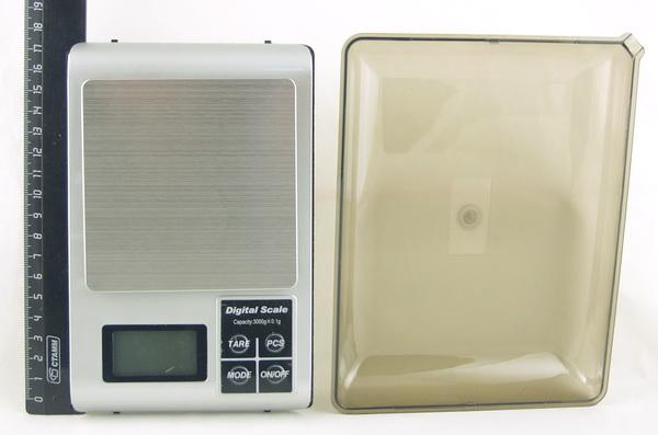 Весы ювелирные 3000г / 0,1г KM-3000