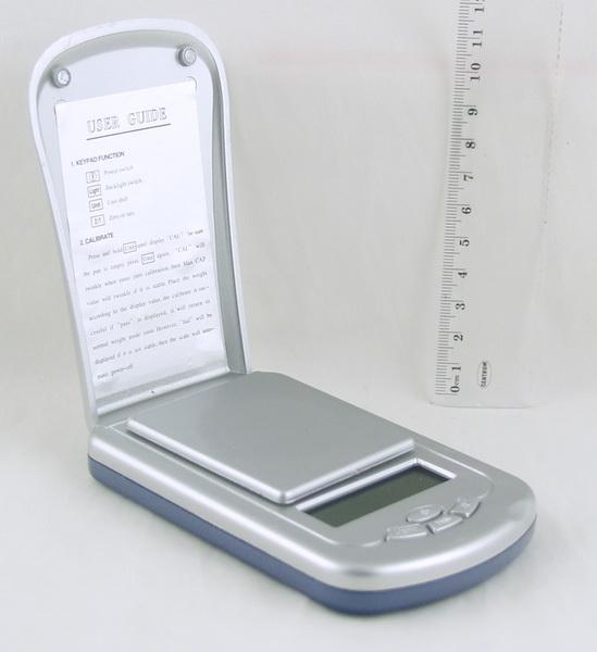 Весы ювелирные 500г / 0,1г CT-06