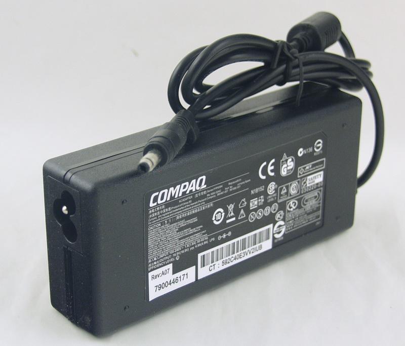 Блок питания для ноутбука (18,5V 4,9A) COMPAQ