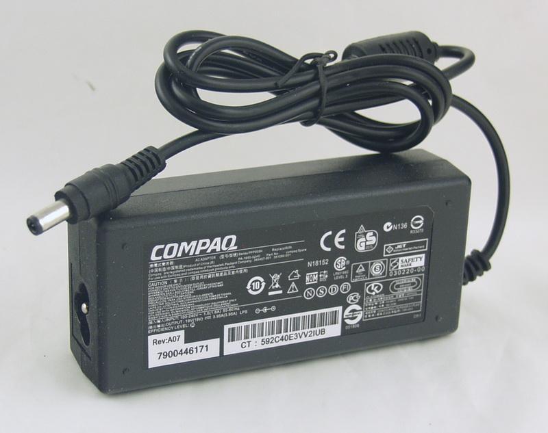 Блок питания для ноутбука (19V 3,95A 5,5*2,5) COMPAQ