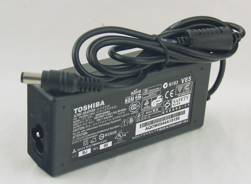 Блок питания для ноутбука (15V 4A 6,3*3,0) TOSHIBA