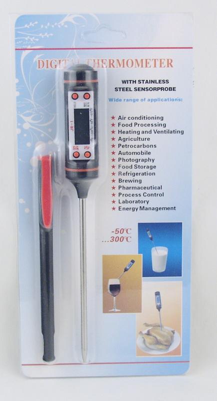 Термометр пищевой JR-1