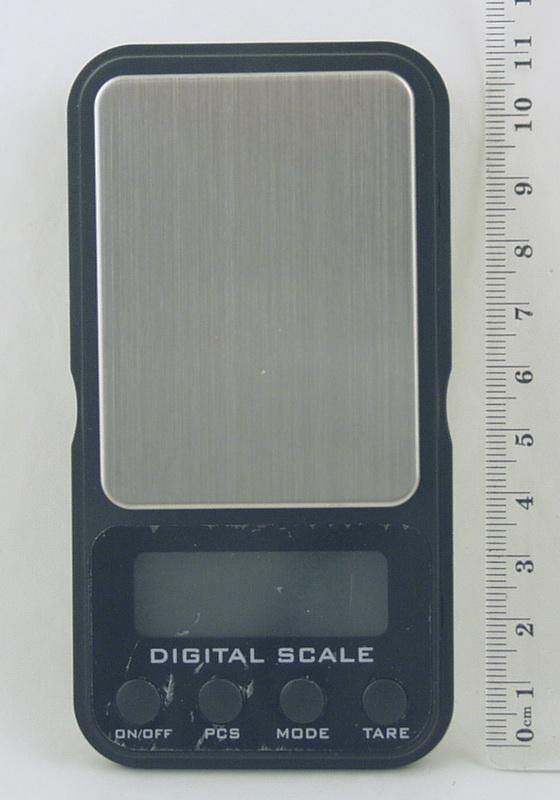 Весы ювелирные 1000г / 0,1г №1762