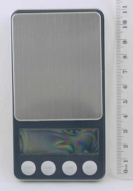 Весы ювелирные 1000г / 0,1г №1763