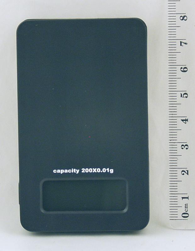 Весы ювелирные 500г / 0,1г №1765 (RT-500)