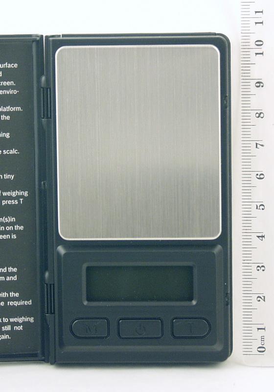 Весы ювелирные 200г / 0,01г №1755-1