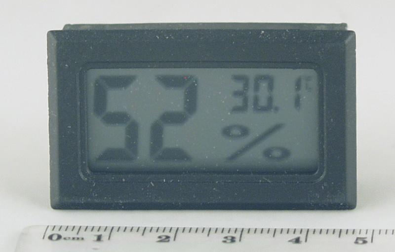 Термом.+ гигрометр авто FY-11