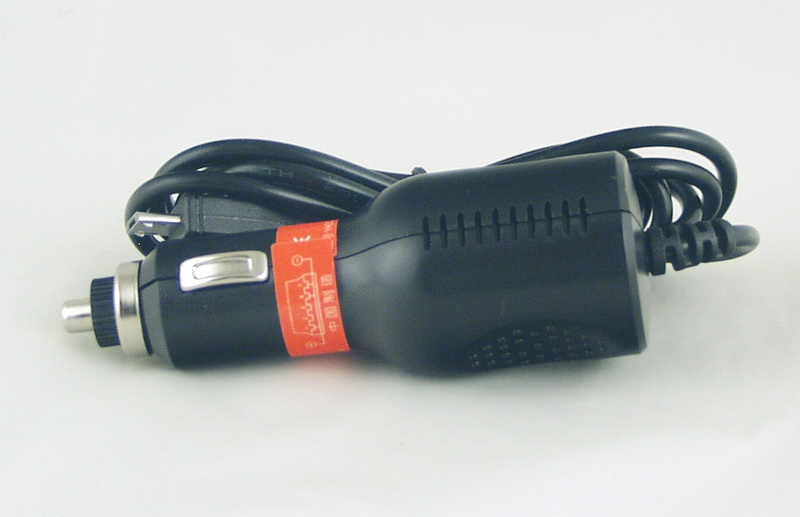 Блок питания (5V 2A) для GPS авто шнур 2м