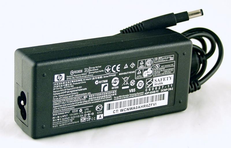 Блок питания для ноутбука (19,5V 3,33A 4,8*1,7) HP