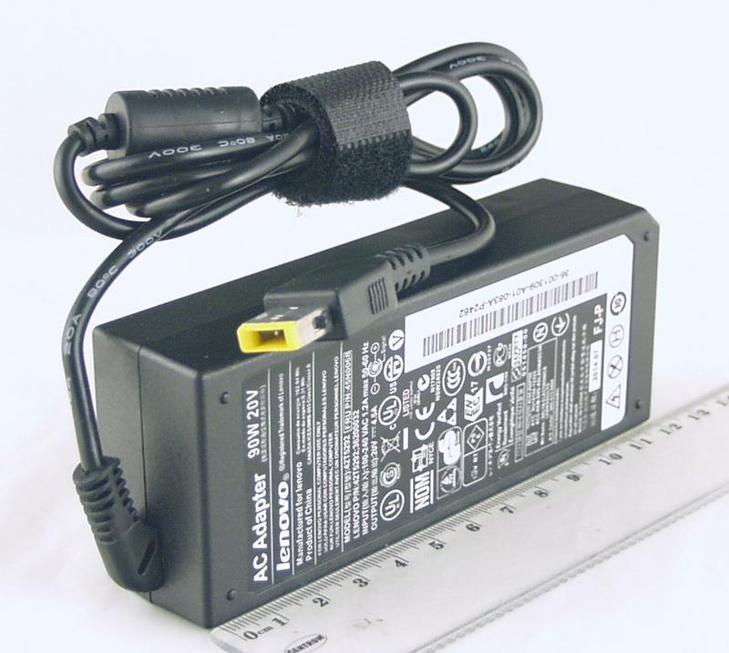 Блок питания для ноутбука (20V 4,5A USB) Lenovo