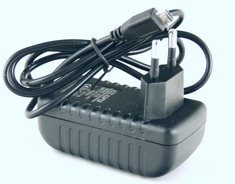 Блок питания (5V 2A) для планшета сетев. штек. GALAXY LP-01