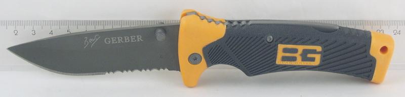Нож 1 (BG-1) в чехле расклад. GERBER
